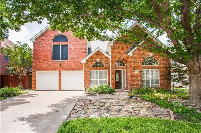 Addison Single Family Home For Sale: 14548 Waterview Circle