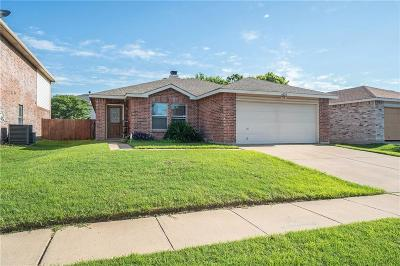 Fort Worth Single Family Home For Sale: 4028 Golden Horn Lane