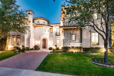 Dallas County Single Family Home For Sale: 4794 Byron Circle