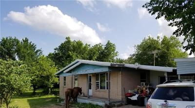 Montague County Single Family Home Active Option Contract: 1738 State Highway 101
