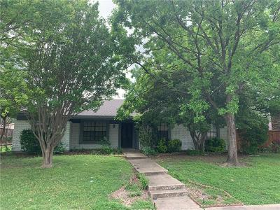 Plano Single Family Home For Sale: 4004 Hatherly Drive