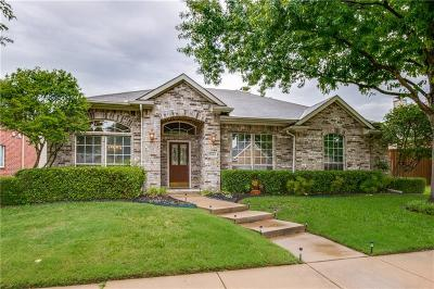 The Colony Single Family Home For Sale: 3644 Cottonwood Springs Drive