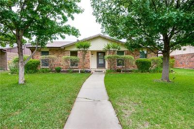 The Colony Single Family Home For Sale: 5513 Sagers Boulevard