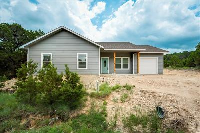 Granbury Single Family Home For Sale: 1019 Indian Drive