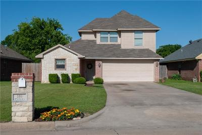 Waxahachie Single Family Home For Sale: 101 Peters Street