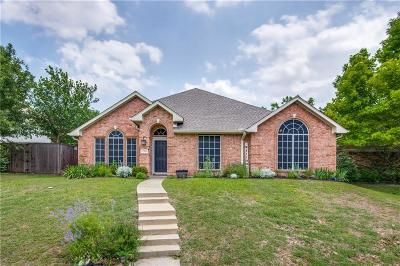Frisco Single Family Home For Sale: 7760 Lancelot Road