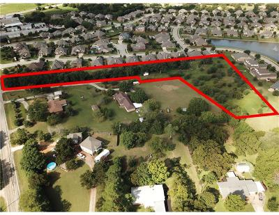 Arlington Residential Lots & Land For Sale: 4467 Turner Warnell Road