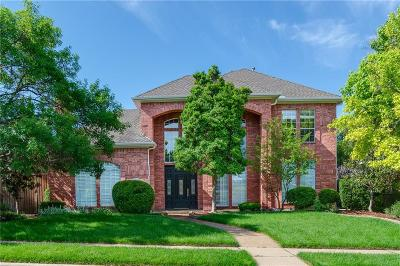 Plano Single Family Home For Sale: 7809 Zurich Drive