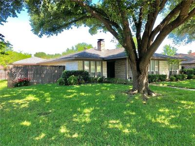 Richardson Single Family Home For Sale: 149 N Spring Creek Drive