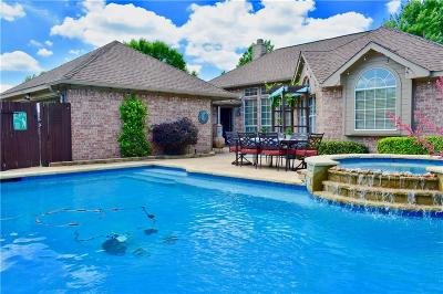 Rowlett Single Family Home Active Option Contract: 6114 Faringdon Lane