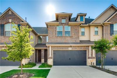 Plano Townhouse For Sale: 2204 Wabash Way