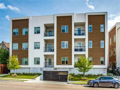 Dallas County Condo For Sale: 5718 McCommas Boulevard #101