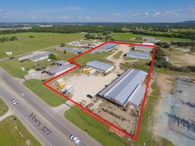 Granbury Commercial For Sale: 2535 W Us Highway 377