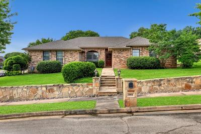Bedford Single Family Home Active Option Contract: 1001 Clear View Drive