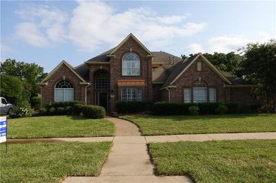 Southlake Residential Lease Active Option Contract: 1416 Stone Lakes Drive