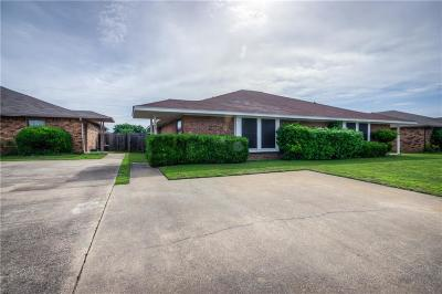 Waxahachie Multi Family Home Active Option Contract: 104 Trey Court