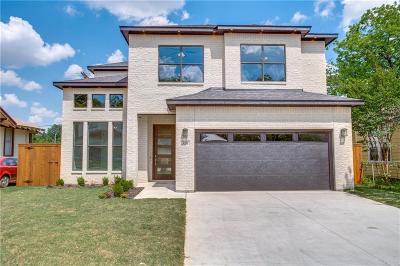 Dallas Single Family Home For Sale: 510 S Willomet Avenue