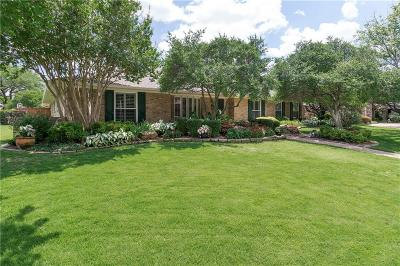 Dallas Single Family Home For Sale: 7608 Kilmichael Lane