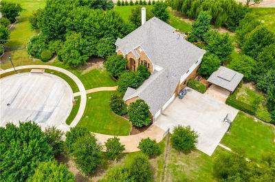 McKinney Single Family Home For Sale: 5716 Binbranch Lane