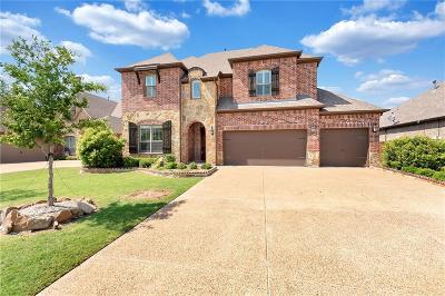 Prosper Single Family Home For Sale: 730 Berkshire Drive