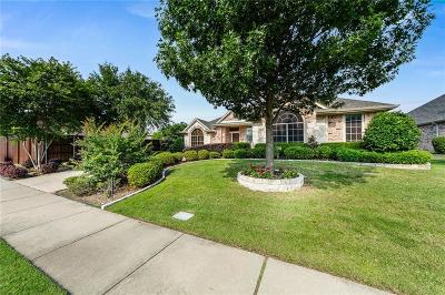 Denton County Single Family Home Active Option Contract: 4409 Fairway Drive