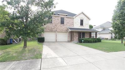 Red Oak Single Family Home For Sale: 300 Cascade Drive