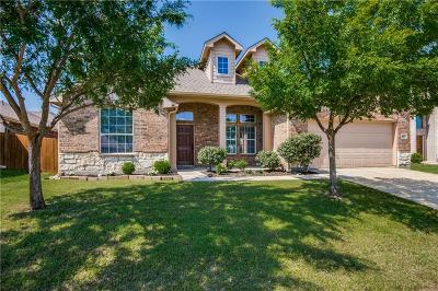 Little Elm Single Family Home Active Option Contract: 14927 Riverside Drive