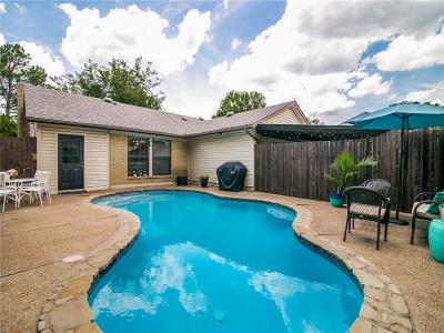 Garland Single Family Home Active Option Contract: 2217 Homestead Place