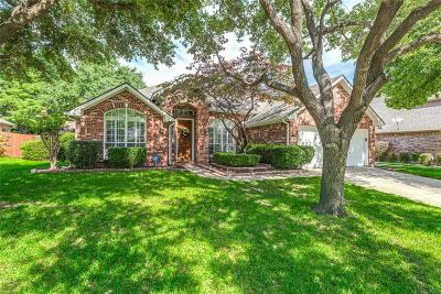 Flower Mound Single Family Home Active Option Contract: 2317 Ainsley Drive