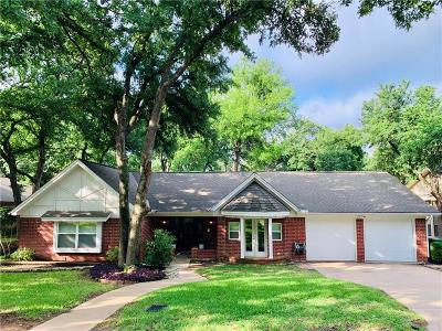 Arlington Single Family Home For Sale: 804 Delia Court