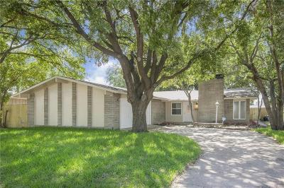 Single Family Home For Sale: 11851 High Meadow Drive