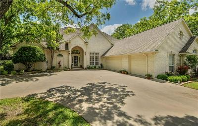 Granbury Single Family Home For Sale: 9208 Hanging Moss Drive