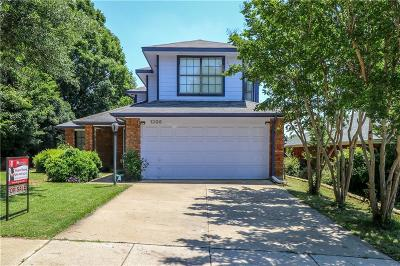 Grapevine Single Family Home For Sale: 1206 Hillwood Way
