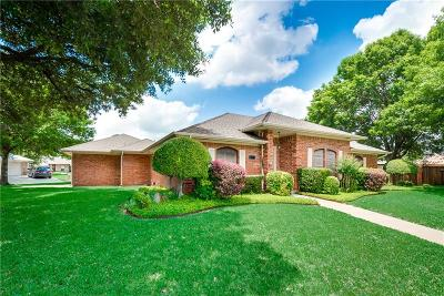 Plano Single Family Home Active Option Contract: 3117 Hopi Court