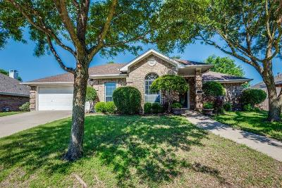 Waxahachie Single Family Home Active Option Contract: 523 Gingerbread Lane