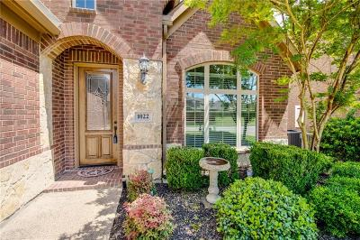 Forney Single Family Home For Sale: 1022 Edgefield Lane