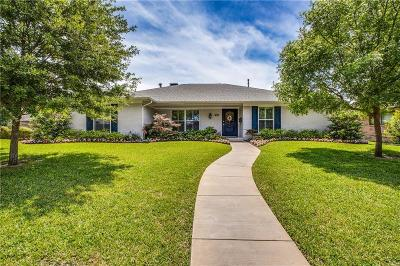 Single Family Home For Sale: 7424 Heathermore Drive