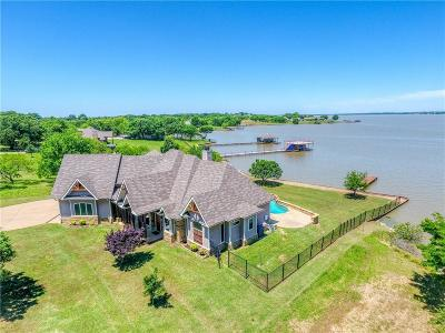 Corsicana Single Family Home For Sale: 805 County Road 3123a