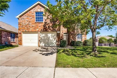 Grand Prairie Single Family Home For Sale: 5328 Lake Garden Drive