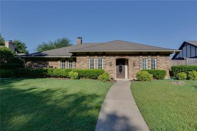 Rowlett Single Family Home For Sale: 1905 Dover Drive