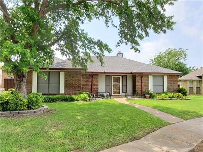 Single Family Home For Sale: 4506 Westlake Drive
