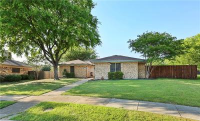 Dallas County, Denton County Single Family Home For Sale: 3712 Balfour Place