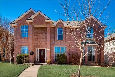 Plano Single Family Home For Sale: 7605 Tensley Drive
