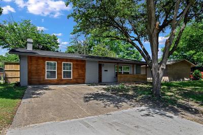 Dallas Single Family Home For Sale: 3217 High Lark Drive