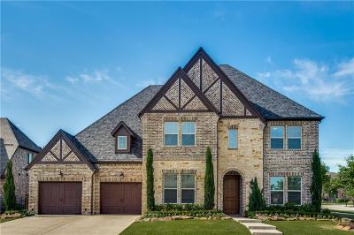 Frisco Single Family Home Active Option Contract: 13705 Whistler Drive