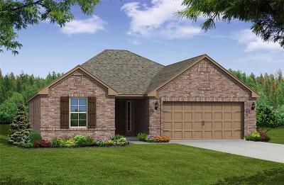 Aubrey Single Family Home For Sale: 1812 Steppe Trail Drive