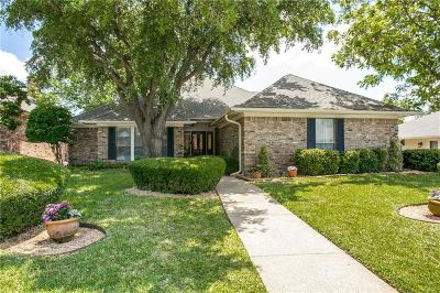 Mansfield TX Single Family Home For Sale: $364,900