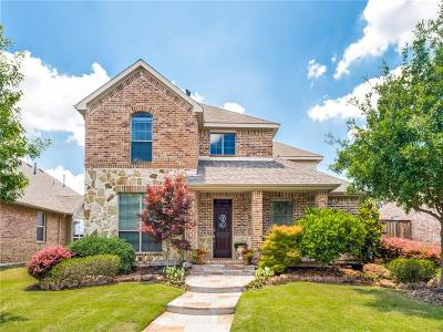Frisco Single Family Home For Sale: 2817 Greenway Drive