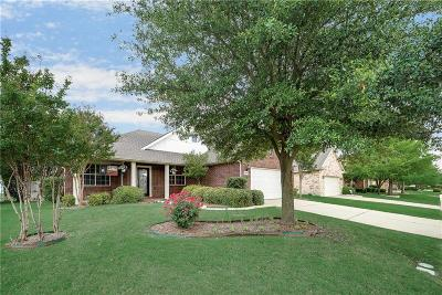 Mansfield Single Family Home For Sale: 3907 Calloway Drive