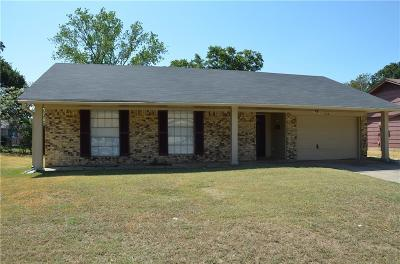 Lewisville Residential Lease For Lease: 1718 Kingston Drive